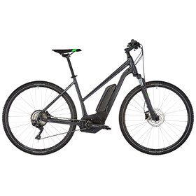 Cube Cross Hybrid Pro 500 Trapez Grey'n'Flashgreen